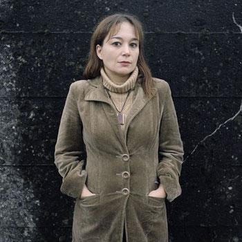 Laura Alcoba par Jean-Luc Bertini