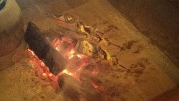 じっくり焼いた、独自炭火焼きのうなぎです♪