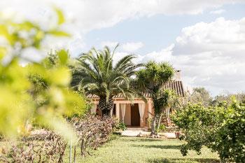 Finca Flora with garden and barbecue, LLucmajor