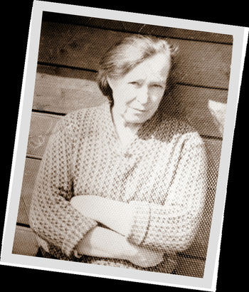 Ida Schütz, 55 Jahre alt