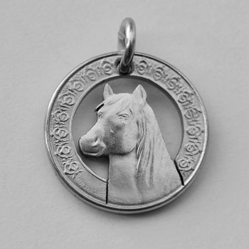 Münzsagewerk Katrin Thull | Albanien - Pony