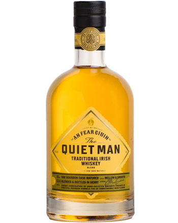 The Quiet Man Traditional Irish Whiskey - Ralf Zindel