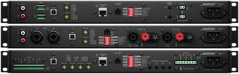 bose power share, amplificador para instalaciones, amplificador 70volts