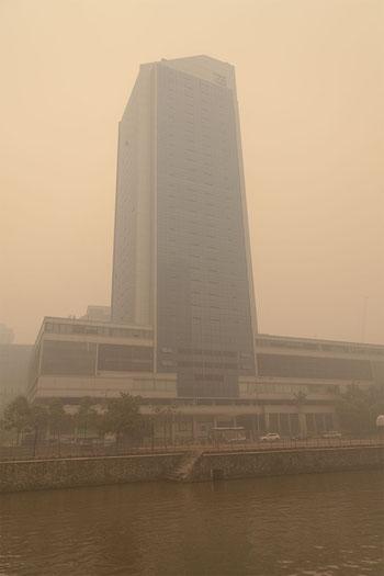21/junio/2013. Un día que no querrán recordar en Singapur