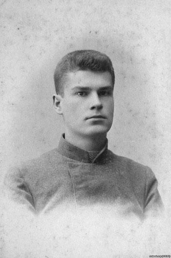 М. Богданович в Ярославле (фото со страницы Вконтакте http://vk.com/museummb)