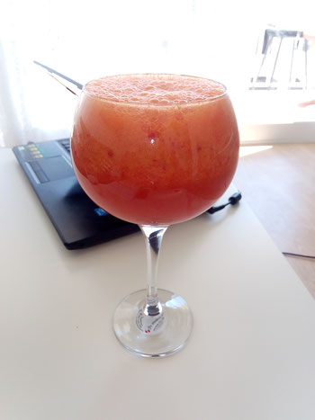 Mojito ohne Zucker, Stevia, zuckerfrei Cocktail, gesund, erfrischend, Getränk