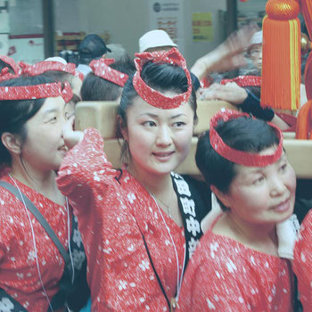 〈KANDA MATSURI Festival〉Kanda, TOKYO ⓒreal Japan 'on