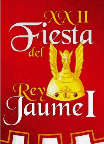 Programa de la Fiesta Medieval Jaime I en Salou