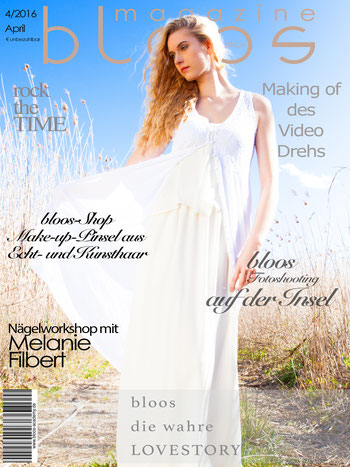 Foto: Markus Thiel blogs Make-up & Hair Academy Cover Trend Make-up