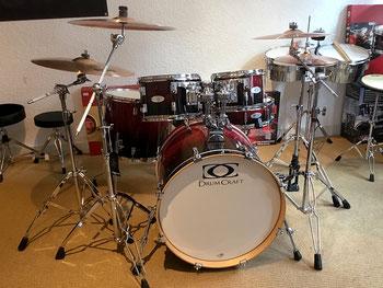 Akusik-Drums und Schlagzeuge, Fabiani Guitars Calw Pforzheim, Nagold, Herrenberg