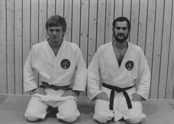 Reinhard Berg und Robert Wulf