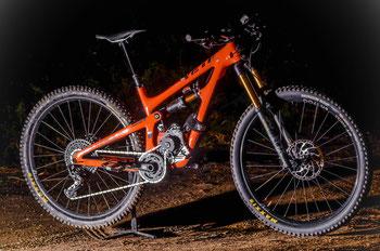 Kit de bicicleta de montaña eléctrica BAFANG