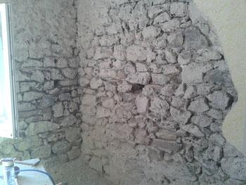 Bruchsteinwand Sanieren herrje ist bruchstein schön baulust eifelhäuschen sanieren