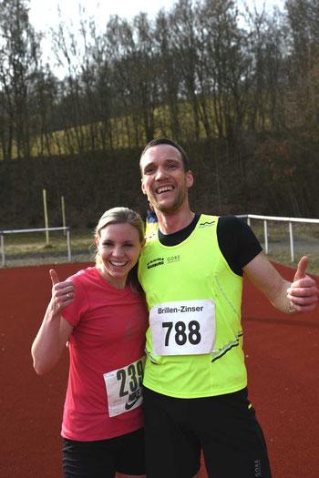 Anna Starostzik und Micha Thomas Foto: H. Schaake