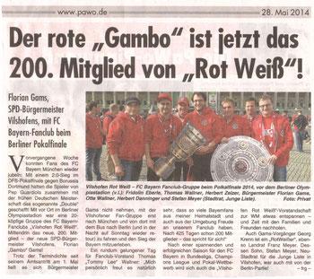 Passauer Woche   28. Mai 2014