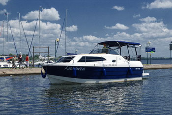 Hausboot NAWIGATOR 999 | 6 Kojen, 2+1 Schlafkabinen | ohne Führerschein