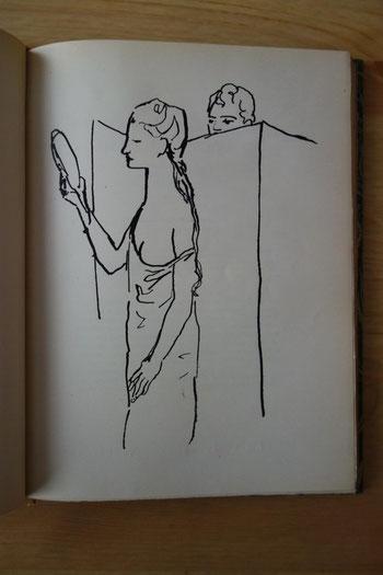 André Salmon, Le Manuscrit trouvé dans un chapeau, Société littéraire de France, 1919,livre rare, édition originale