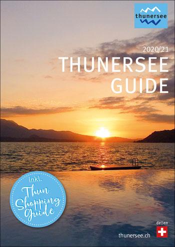 Thunersee Guide - WERD & WEBER VERLAG AG SCHWEIZ, BÜCHER, KOCHEN ...