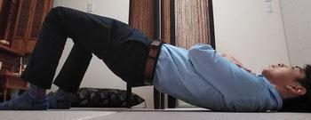 尿漏れと腰痛の改善方法