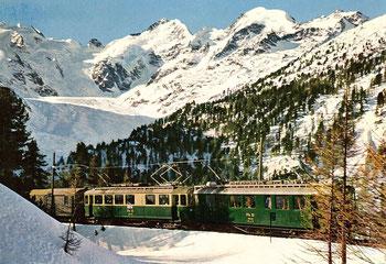 Foto Max Wagner-de-Barros St. Moritz, Druck Engadin Press