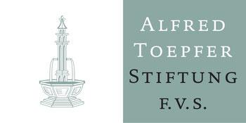 Wir danken für die Unterstützung: Alfred Toepfer Stiftung