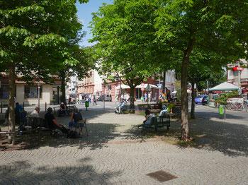Fünffingerplätzchen Bornheim