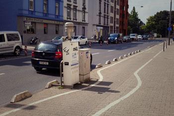 Feinstaubmesstation Bornheim Höhenstraße