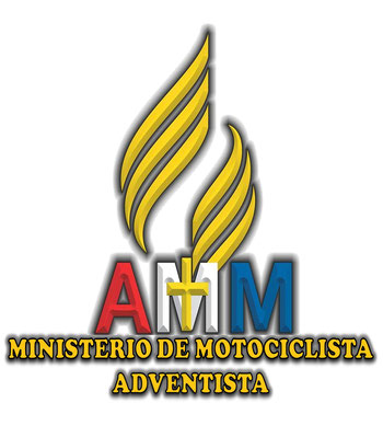 Logo oficial de AMM - Adventist Motorcycle Ministry - Ministerio  Motociclista Adventista
