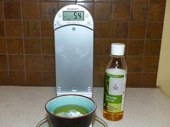 Image 2 : huile d'amande douce