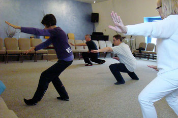 World Tai Chi Day 2015