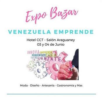 Expo Bazar Venezuela Emprende -  A&F Producciones