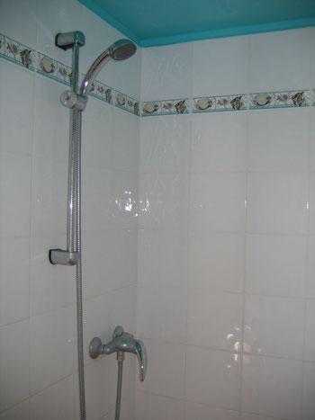 douche à l'italienne rez de chaussée