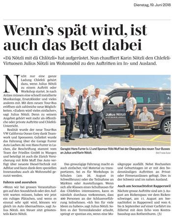 #Dä Nötzli mit dä Chlötzli #Chlefele #Julius Nötzli #Zürich #Auto Furrer #Friedlos