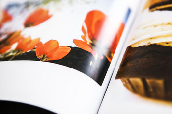 Photo of the high quality 20Moments photo book print