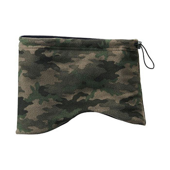 UNIQLO Men Fleece Camo Neck Warmer