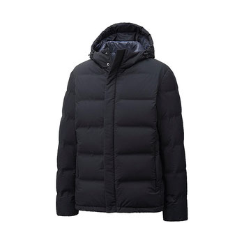 UNIQLO Men Window Proof Light Weight Down Jacket