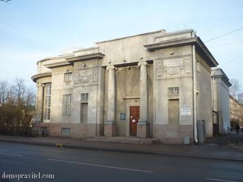Центральная районная библиотека в Кронштадте