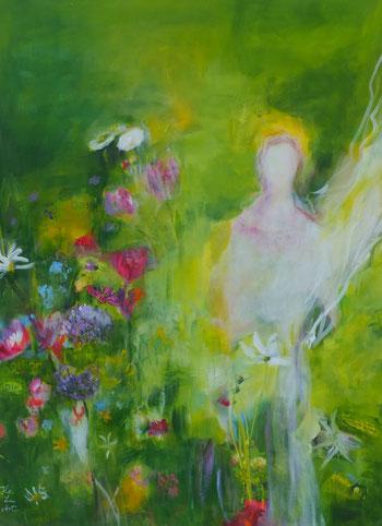 Mai Engelkraft der Hoffnung und Lebendigkeit