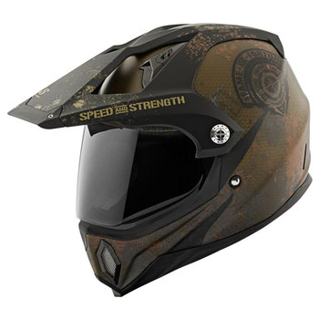 Speed and Strength Fame and Fortune Helmet