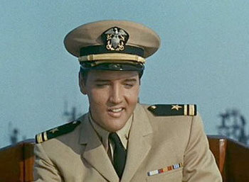 "Elvis im Film ""Easy Come, Easy Go"""