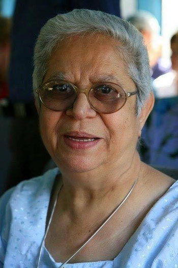 Mehera's mother  Roshan
