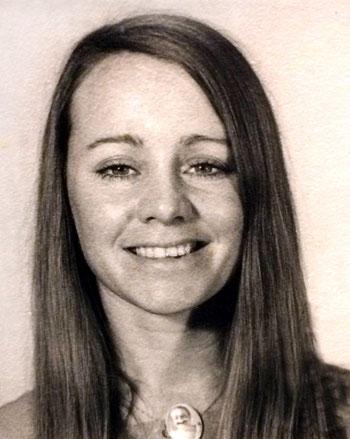 1972 Passport photo