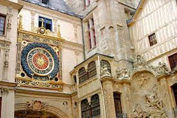 Rouen, le Gros-Horloge