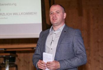 Mykhalyo Petrishka, Leiter Departement Soziales