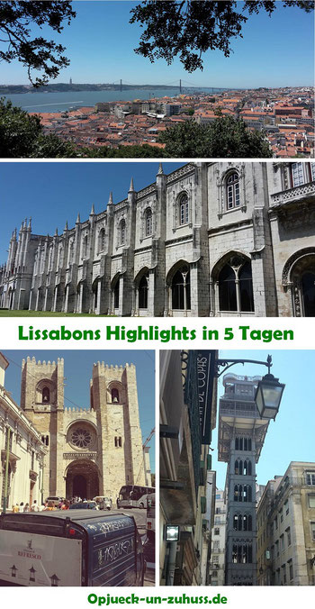 Lissabon in 5 Tagen Highlights