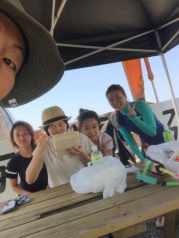 定例会&スクール生と自撮り~! Young Team VS JKJ Team  年では勝ってます(笑)