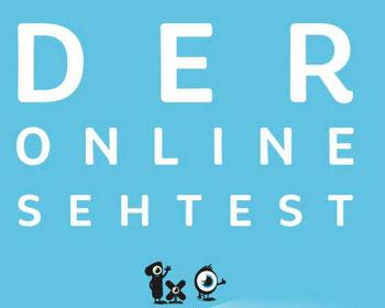 Logo der Online Sehtest