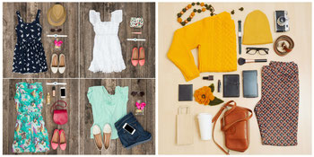 Dressing de saison et création de looks