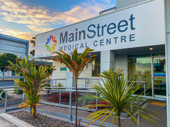 Main Street Medical Centre Pialba Hervey Bay Doctor GP