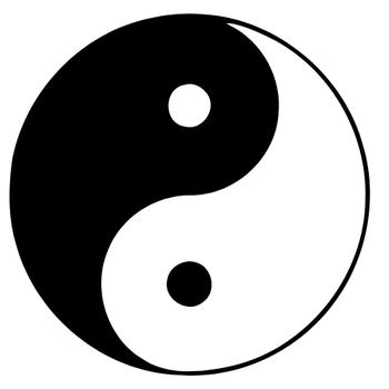 Lieber Mann 2 Yin Yang
